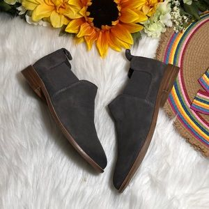 G.H. Bass & Co. Brooke Short Chelsea Boots 6